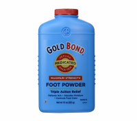 Gold Bond Foot Powder Medicated Maximum Strength 10 oz [041167017104]