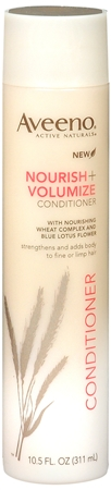 AVEENO ACTIVE NATURALS Nourish+Volumize Conditioner 10.50 oz [381371010622]