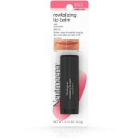 Neutrogena Revitalizing Lip Balm SPF 20, Healthy Blush [20], 0.15 oz [086800009627]
