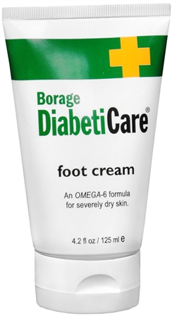 DiabetiCare Foot Cream 4.20 oz [081738403202]