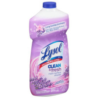 LYSOL Clean & Fresh Lavender & Orchid Essence Multi-Surface Cleaner 28 oz [019200786348]
