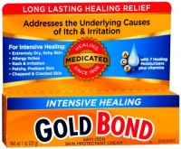 Gold Bond Intensive Healing Anti-Itch Cream 1 oz [041167051009]