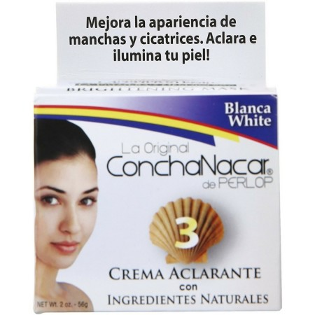 Concha Nacar De Perlop Whitening and Brightening Mask #3 2 oz [715409000031]