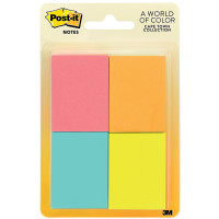 Post-it Notes Cape Town Collection 1 ea [021200590306]