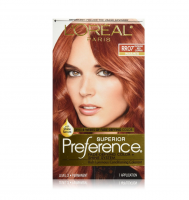 L'Oreal Superior Preference, RR07 Intense Red Copper (Warmer) 1 ea [071249253533]