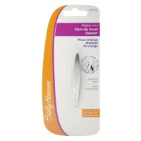 Sally Hansen Mighty Mini Slant-Tip Travel Tweezer 1 ea [075280025791]