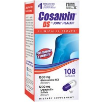 Cosamin DS For Joint Health Comfort & Mobility, 108 Capsules [755970808254]