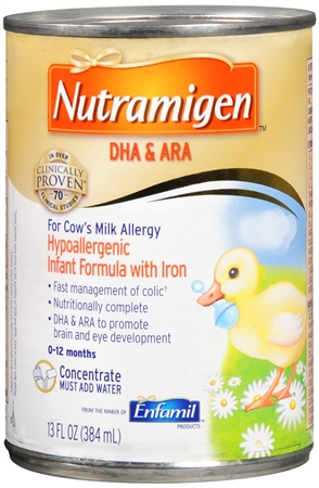 Nutramigen LIPIL Formula Concentrated 13 oz [case of 12] [300870498014]