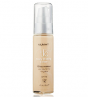 Almay TLC Truly Lasting Color 16 Hour Makeup, Buff 02 [140] 1 oz  [309970231026]