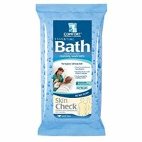Essential Comfort Bath Cleansing Washcloths - 8 ea  [618029790873]
