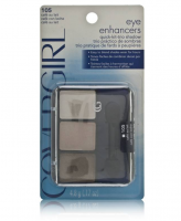 CoverGirl Eye Enhancers 3 Kit Eye Shadow, Cafe Au Lait [105], 0.17 oz [022700047734]