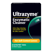 Ultrazyme Enzymatic Cleaner Tablets 20 ea [827444000157]