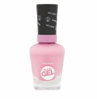 Sally Hansen Miracle Gel Nail Color, Pink Cadillaquer 0.5 oz [074170422955]