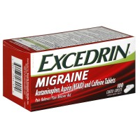 Excedrin Migraine Pain Reliever Tablets 100 ea [300672039910]