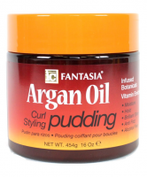 Fantasia Argan Oil Curl Styling Pudding, 16 oz [011313070703]