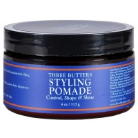 Shea Moisture Three Butters Styling Pomade 4 oz [764302250500]