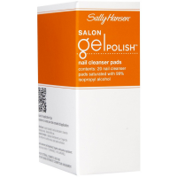 Sally Hansen Salon Gel Polish Nail Cleanser Pads 20 ea [074170401288]