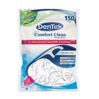 DenTek Comfort Clean Floss Picks Fresh Mint 150 Each [047701251959]