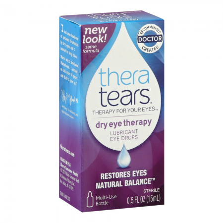 TheraTears Lubricant Eye Drops 0.50 oz [358790001159]