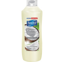 Suave Essentials Tropical Coconut Shampoo,  30 oz [079400588524]
