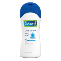 Cetaphil Ultra Gentle Body Wash, 16.9 oz [302993938163]