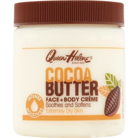 QUEEN HELENE Cocoa Butter Creme 4.8 oz [079896743780]
