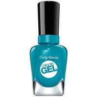 Sally Hansen Miracle Gel Nail Color, Combustealble 0.50 oz [074170423327]