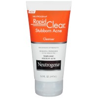 Neutrogena Rapid Clear Stubborn Acne Cleanser 5 oz [070501024638]