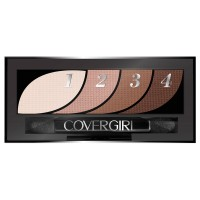 CoverGirl Eye Shadow Quads, Notice Me Nudes [700] 0.06 oz [046200001935]
