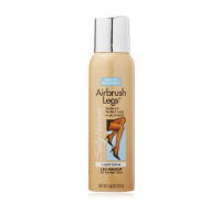 Sally Hansen Airbrush Legs Leg Makeup, Light Glow 4.4 oz [074170305982]