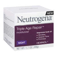 Neutrogena Triple Age Repair Night Moisturizer, 1.7 oz