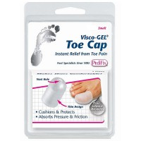 PediFix Visco-Gel Toe Cap, Small 1 ea [092437732890]