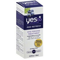 Yes to Blueberries Eye Firming Treatment, Age Refresh 0.50 oz [813866015527]