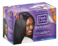 Dark and Lovely Healthy-Gloss Shea Butter Relaxer, Regular 1 ea [072790004209]
