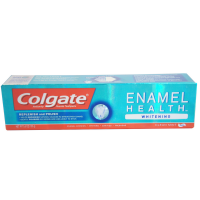 Colgate  Enamel Health Whitening Anticavity Fluoride Toothpaste, Clean Mint 4 oz [035000763884]