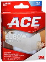 ACE Elbow Brace Large 1 Each [051131203952]