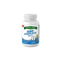 Nature's Truth ABC Complete Men's Multivitamin,  100 ea [840093106124]