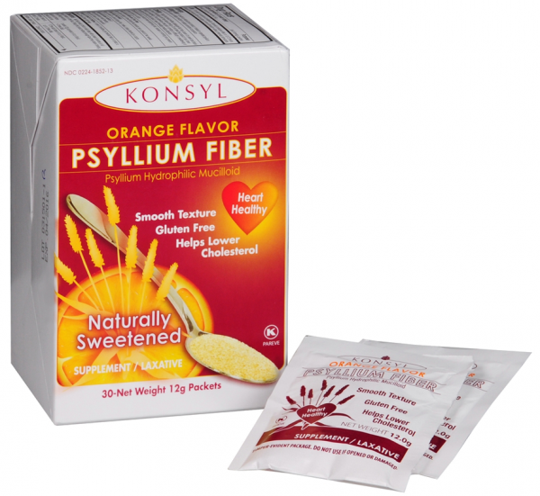 This Konsyl Original Formula Psyllium Fiber Powder is a nice way to keep yourself healthy and regular. Doctors recommend psyllium fiber as the best fiber powder for such medical conditions as constipation, diarrhea, hemorrhoids, diverticular disease, Irritable Bowel Syndrome (IBS), high cholesterol and Type 2 Diabetes.