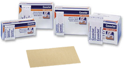 "Coverlet 2"" x 3"" Fabric Adhesive Bandages 50 ea [035664003401]"