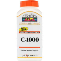 21st Century C-1000 Prolonged Release Vitamin Supplement, 110 Tablets [740985212257]