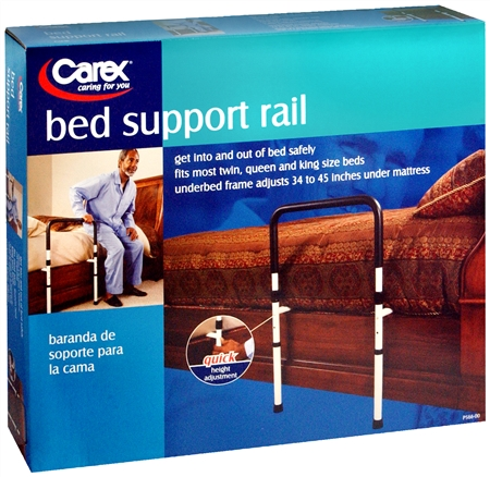 Carex Bed Support Rail P566-00 1 Each [023601165664]