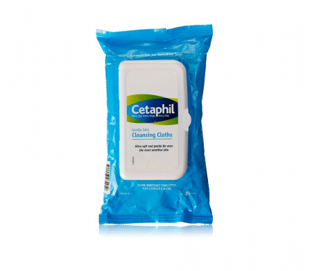 Cetaphil Gentle Skin Cleansing Cloths 25 ea [302993934059]