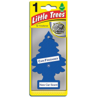 Little Trees Car Air Freshener, New Car Scent 1 ea [076171101891]