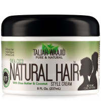 Taliah Waajid Natural Hair Style Cream  8 oz [815680002547]