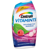 Centrum Vitamints Chewable Multivitamin/Multimineral Supplement, Raspberry 120 ea [300054454706]