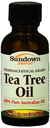 Sundown Tea Tree Oil 1 oz [030768040130]