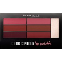 MAYBELLINE   Lip Studio Color Contour Lip Palette Blushed Bombshell  .17 oz [041554493641]