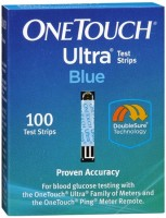 OneTouch Ultra Test Strips 100 Each [353885245104]