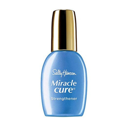 Sally Hansen Miracle Cure Nail Strengthener, Clear 0.45 oz [074170450873]
