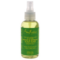 Shea Moisture African Water Mint & Ginger Detox & Refresh Scalp Elixir, 4 oz [764302214533]